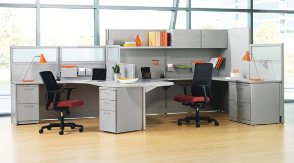 chairs for cheap office chair replacement wheels hon initiate modern cubicles from boca raton furniture.