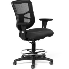 Chair Mesh Stool Leg Pads Drafting Back Counter Height Teller Chairs Model Ms4133m Categories Office