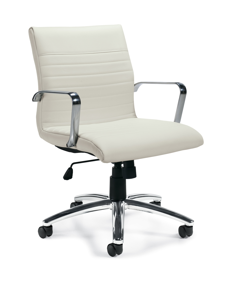 Low Back Office Chair Modern Low Back Conference Chair