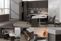 Zira L shaped Desks by Global from Boca Raton Office ...