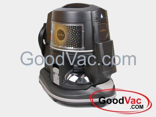 Rainbow E2 Black vacuum cleaner used