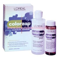 Will loreal color remover work on black hair