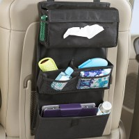 Seat Back Organizer | Tissue Holder for Cars | High Road