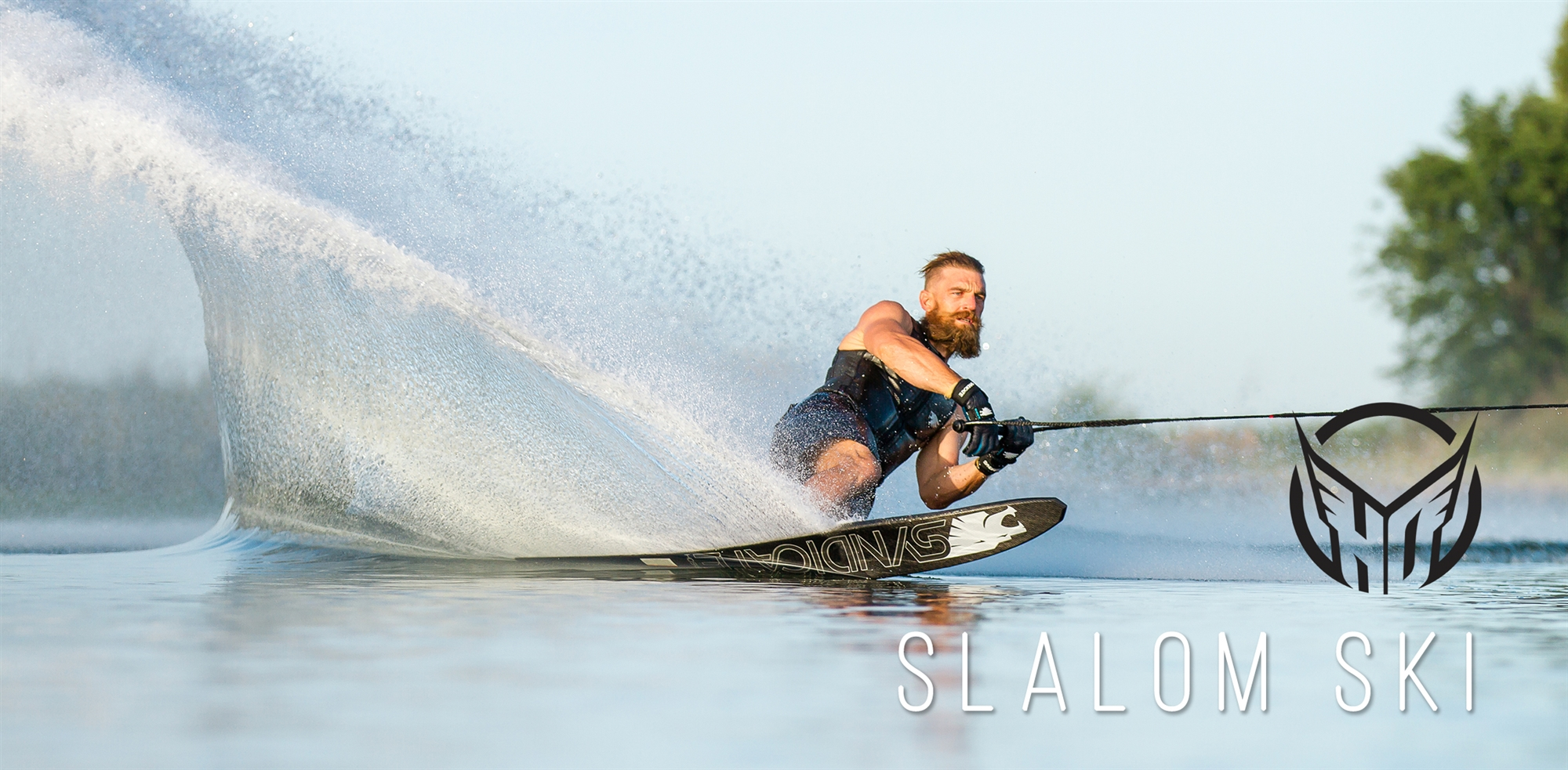 Ho Water Skis Crossover And Freestyle Slalom