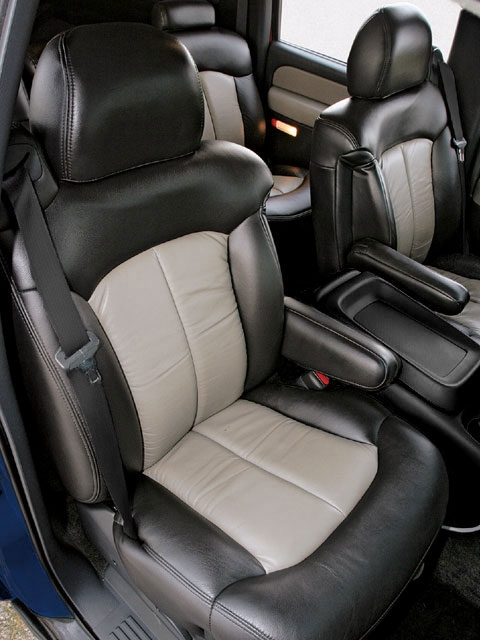 Aftermarket 3rd Row Seating : aftermarket, seating, Chevrolet, Tahoe, Katzkin, Leather, Seats, Passenger, Front, Third, Row),, AutoSeatSkins.com