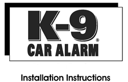 code alarm ca1051 wiring diagram harley davidson golf cart owners and installation guides k 9 manual