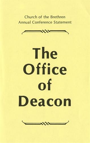 Office Of Deacon