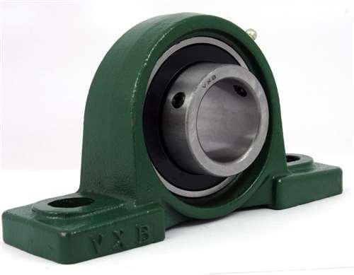 1 1 4 bearing ucp207 20 pillow block cast housing mounted bearings