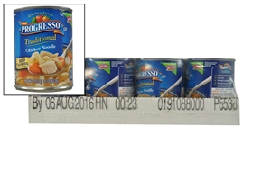 Progresso Chicken Noodle Traditional Soup 19 Oz