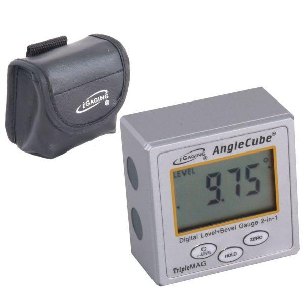 Magnetic Table Saw Angle Gauge