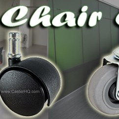 Office Chair Casters Types Of Chairs Replacement For Dinette 2 50mm