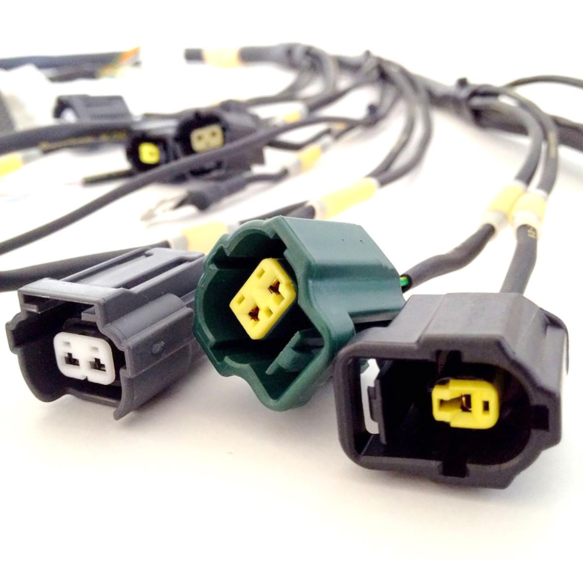 mil spec tucked 13b harness fd3s rx7 wiring harness rx7 fd [ 1200 x 1200 Pixel ]
