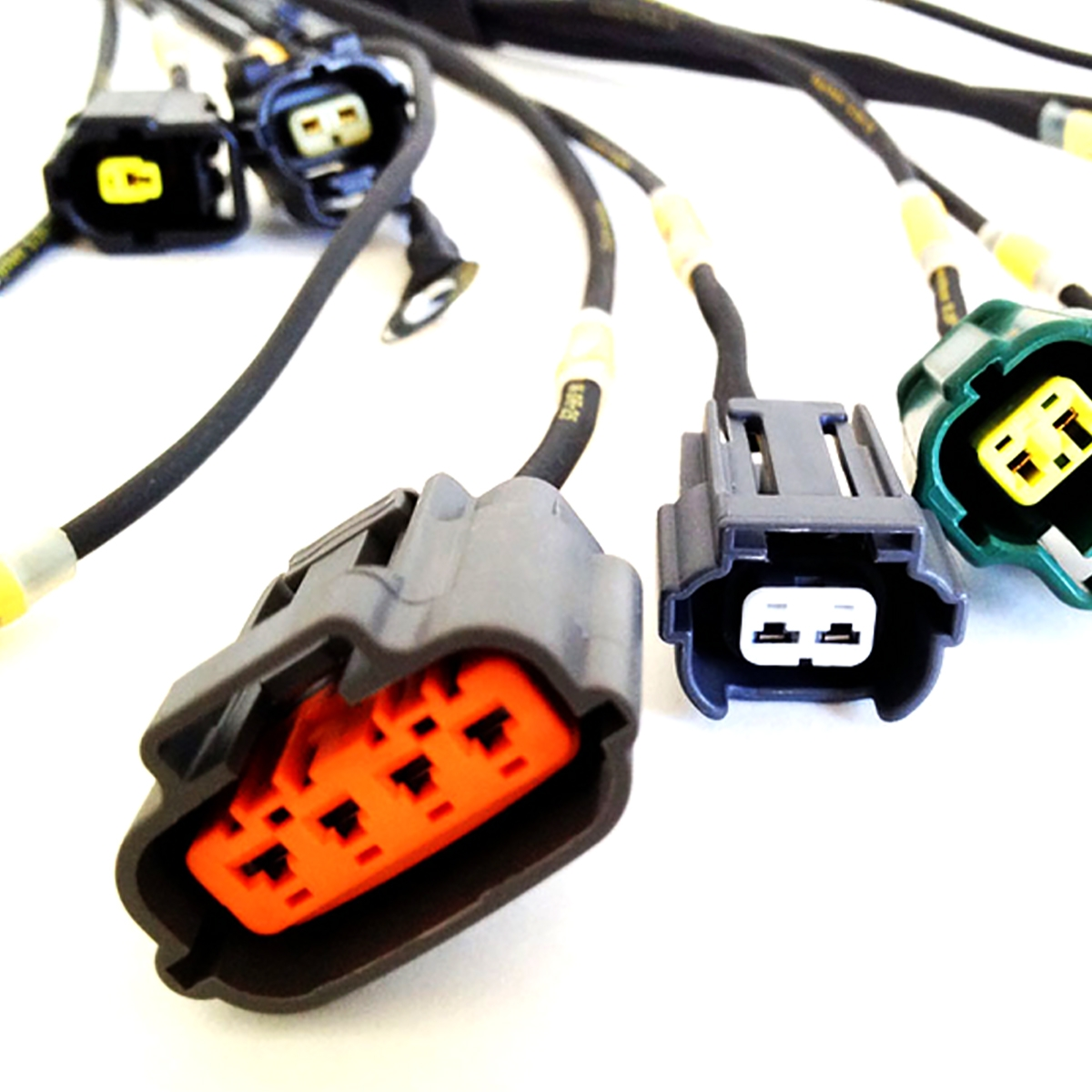 rx7 wiring harnes [ 1200 x 1200 Pixel ]