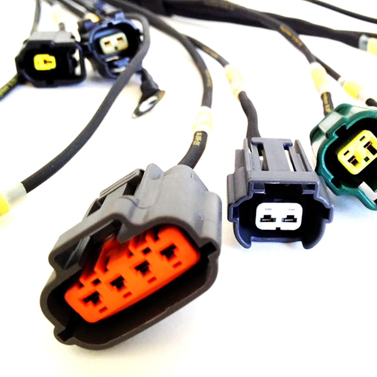 medium resolution of rx7 wiring harnes