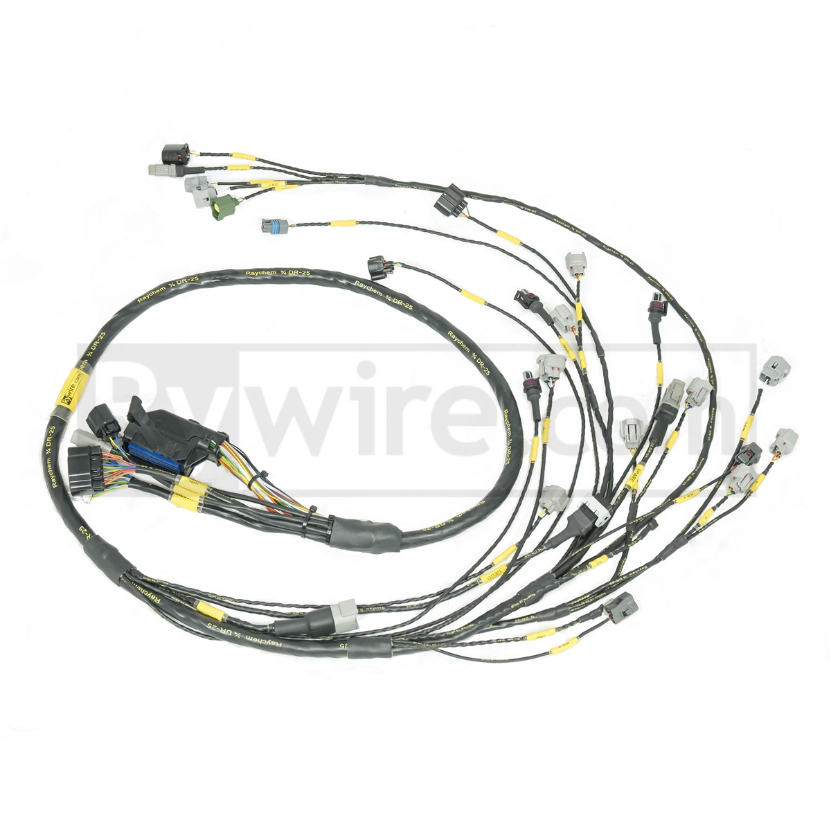 toyota 2jz infinity 506 mil spec engine harness ford engine wiring harness toyota engine harness [ 1200 x 1200 Pixel ]