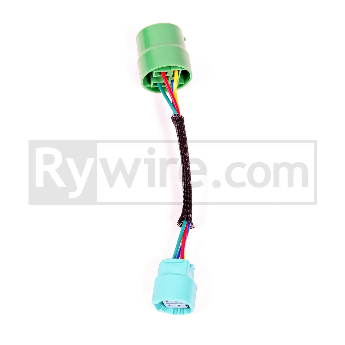 obd0 obd1 chassis to obd2 alternator adapter  [ 1200 x 1200 Pixel ]
