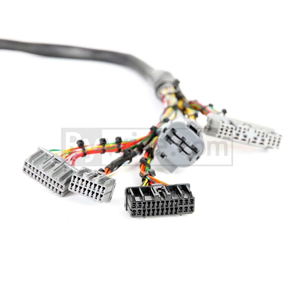 honda obd1 fuel injector wiring diagram