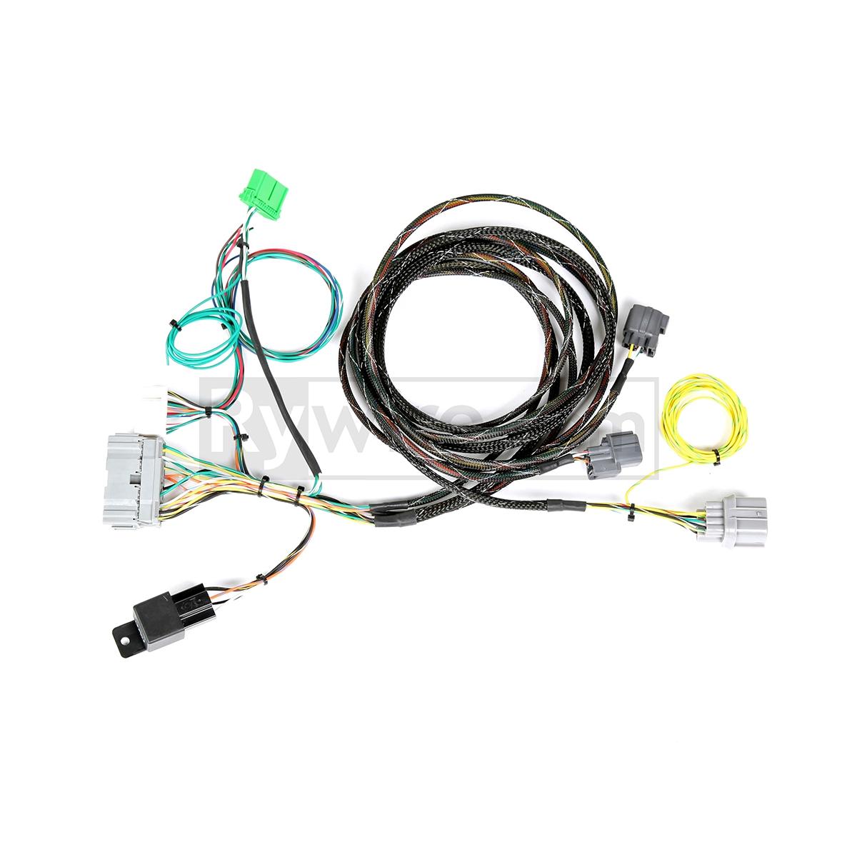 s2000 k pro wiring harnes install [ 1200 x 1200 Pixel ]