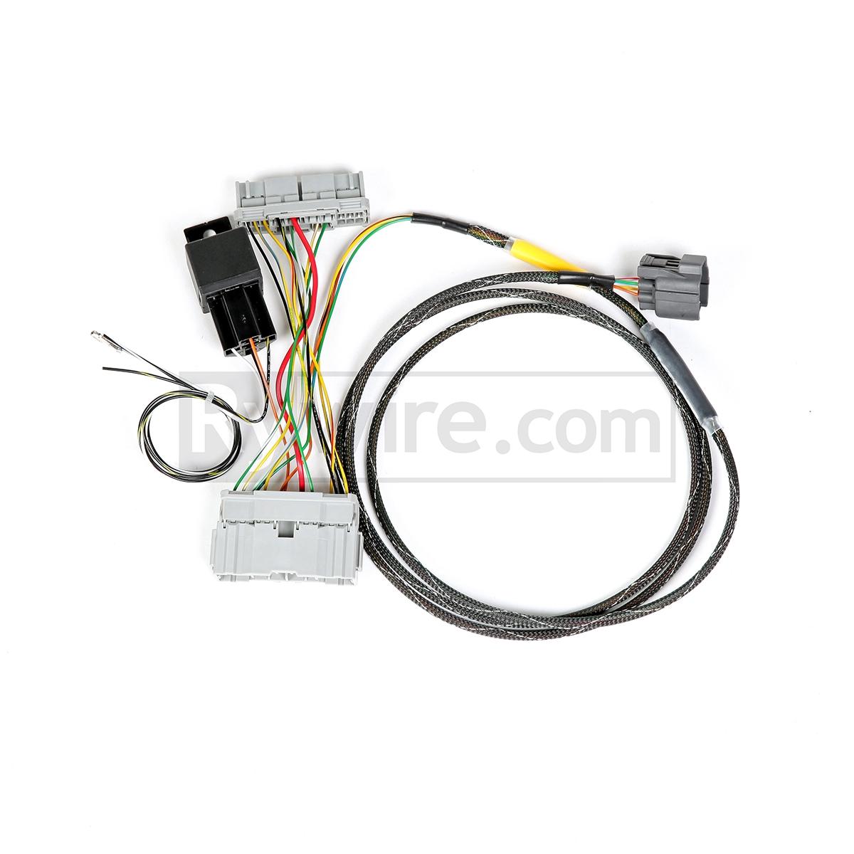 k20 wiring harness diagram
