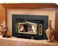 Country Flame BBF Masonry Wood Fireplace Insert at Obadiah ...