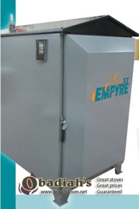 Empyre Elite XT 100 Wood Gasification Boiler at Obadiah's ...