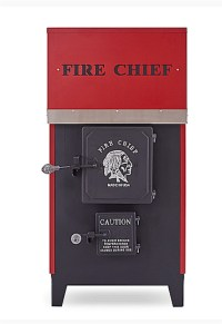 Fire Chief Model 1500 EPA Certified Wood Burning Indoor ...