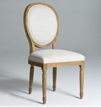 Round Back Dining Chairs | Natural Wood Legs Dining Chair ...