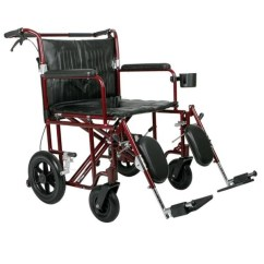 Transport Wheel Chair Covers For Living Room Chairs Medline Excel Freedom Plus Heavy Duty Wheelchair Nav Menu 1 Powered Mobility Portable O2