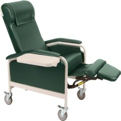 Invacare Clinical Recliner Geri Chair Rubber Protectors Chairs Winco 6530 6531 Carecliner Geriatric