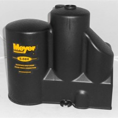 Meyer Plow Pump 4 Way Trailer Plug Wiring Diagram Ford E 58h Oem For The Mdii Plus Or Diamond Snow Plows 15995 Usually