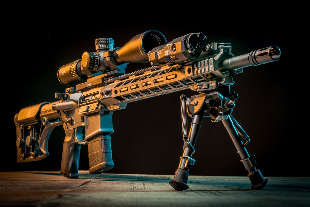 Insurgent Tactical Special Purpose Rifle (SPR)