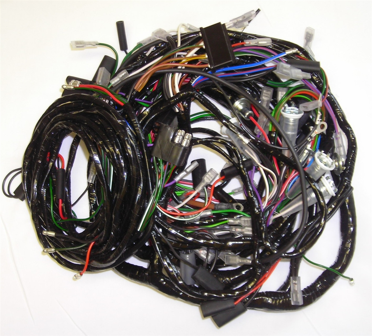 medium resolution of triumph tr250 wiring diagram
