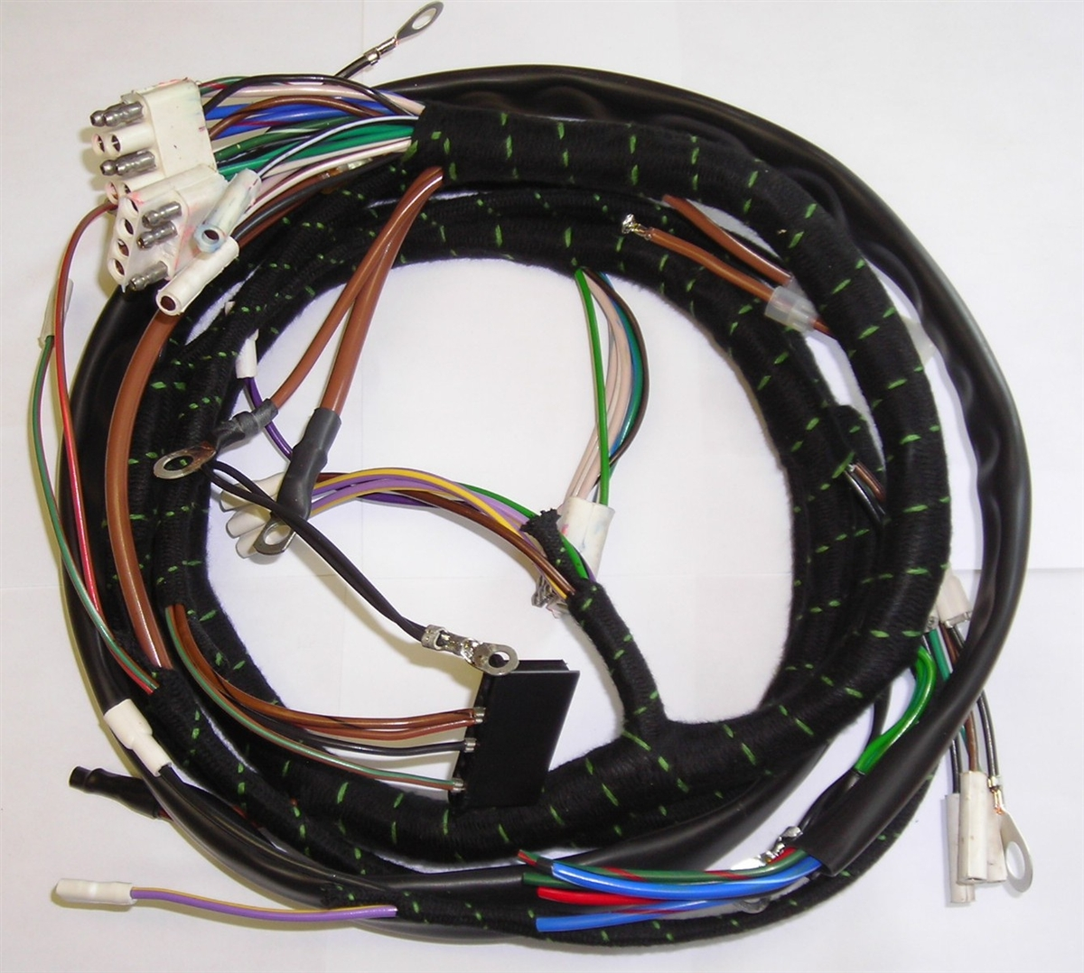 small resolution of jaguar xke forward wiring harness jaguar e type v12 wiring harness