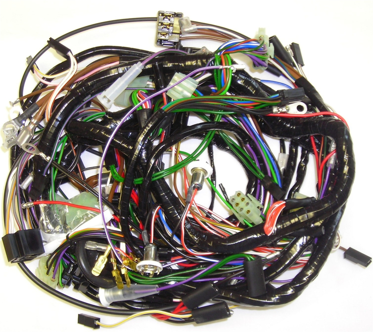 hight resolution of single wire harnes
