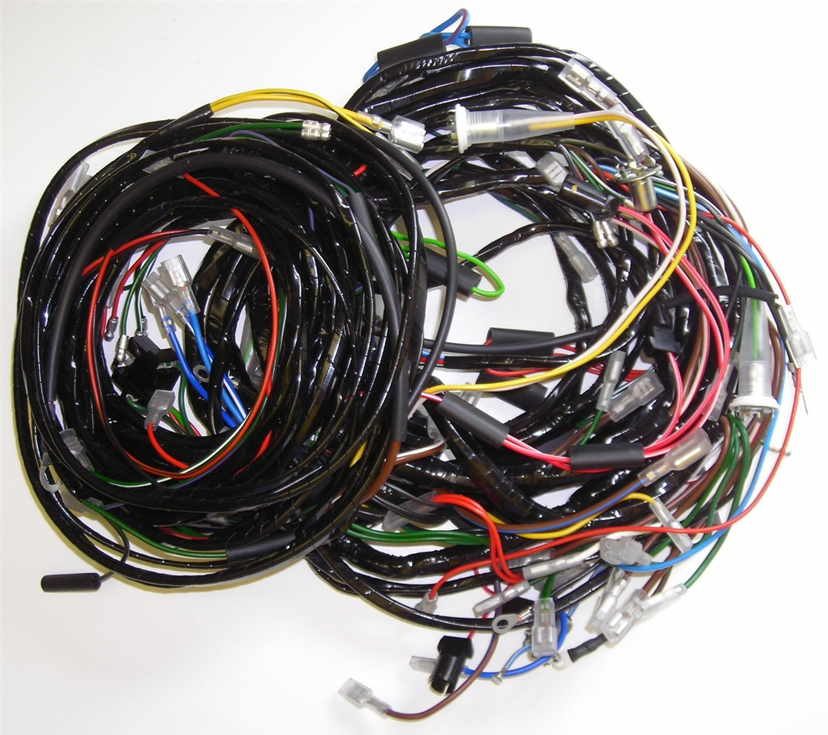 medium resolution of sunbeam tiger wiring harnes