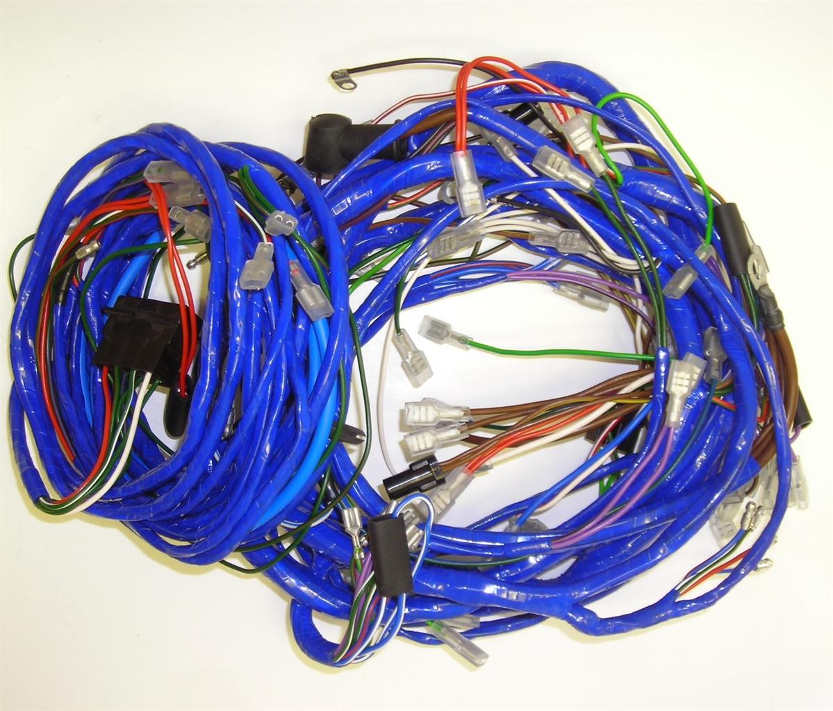 hight resolution of sunbeam tiger wiring harnes