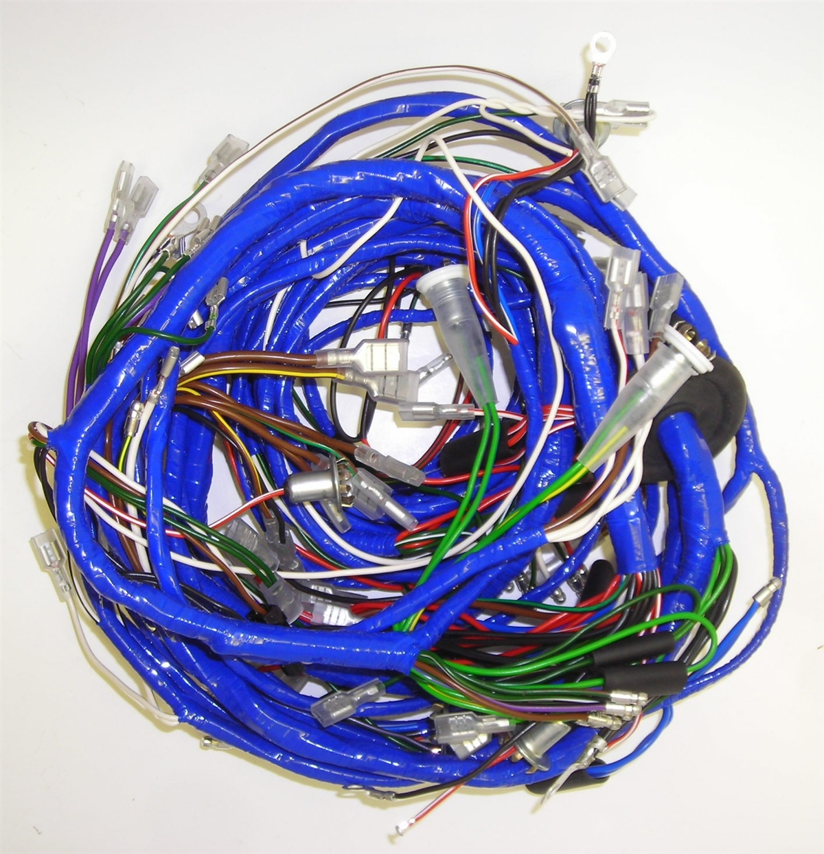 Healey Sprite MK4 & MG Midget 1966 Main And Body Wiring Harness