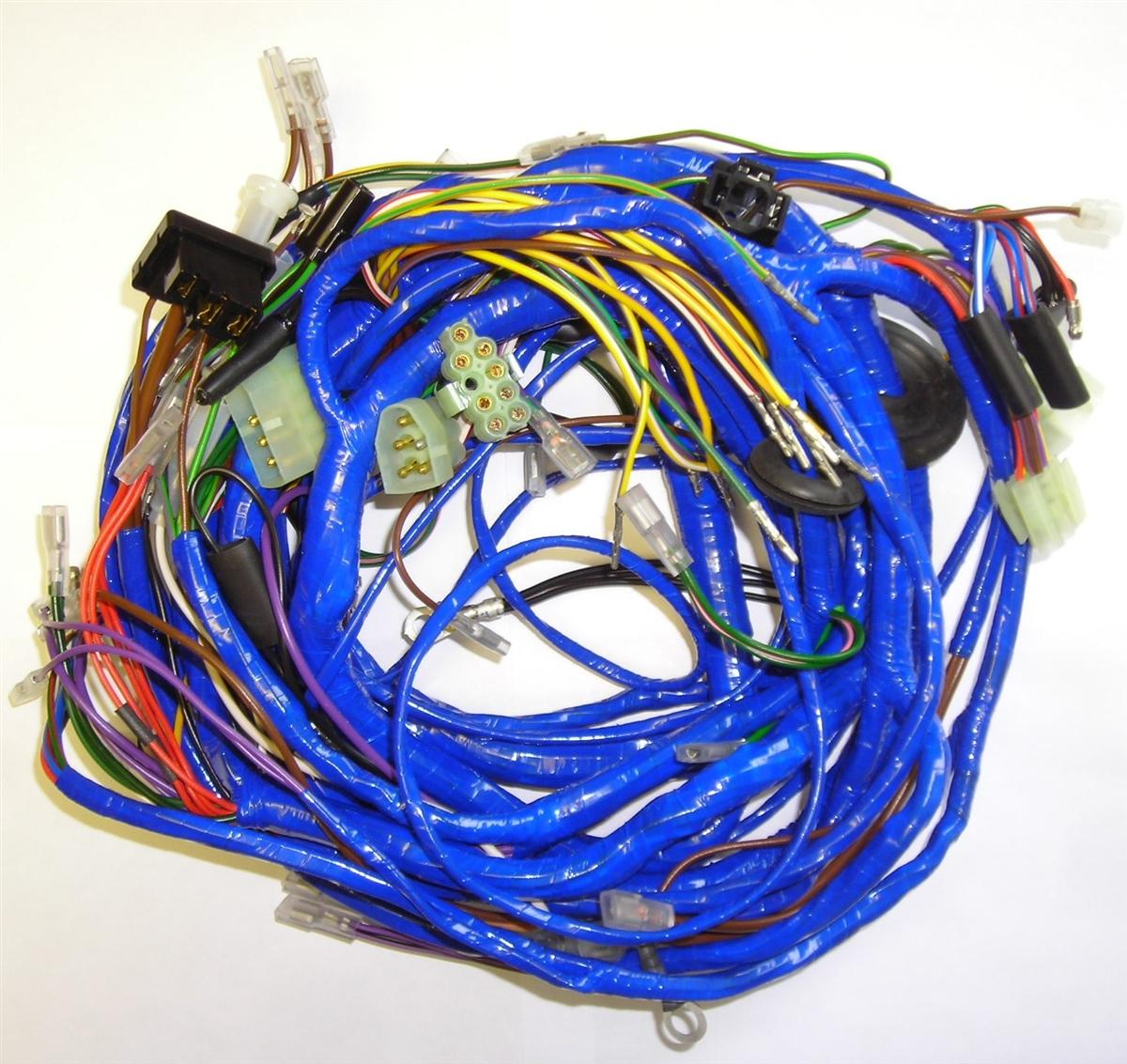 medium resolution of main wiring harness mg midget 1978 mg midget wiring harness mg midget wiring harness