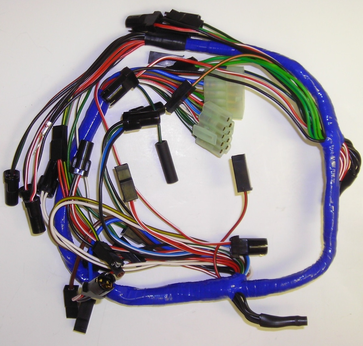 dashboard wiring harness mg midget 1977 80 dashboard wiring harness [ 1193 x 1137 Pixel ]