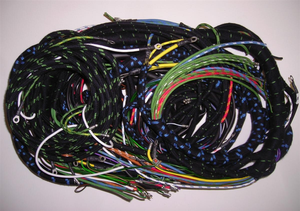 hight resolution of jaguar xk150 wiring loom wiring diagram toolboxwiring harness set for late jaguar xk150 1959 jaguar xk150