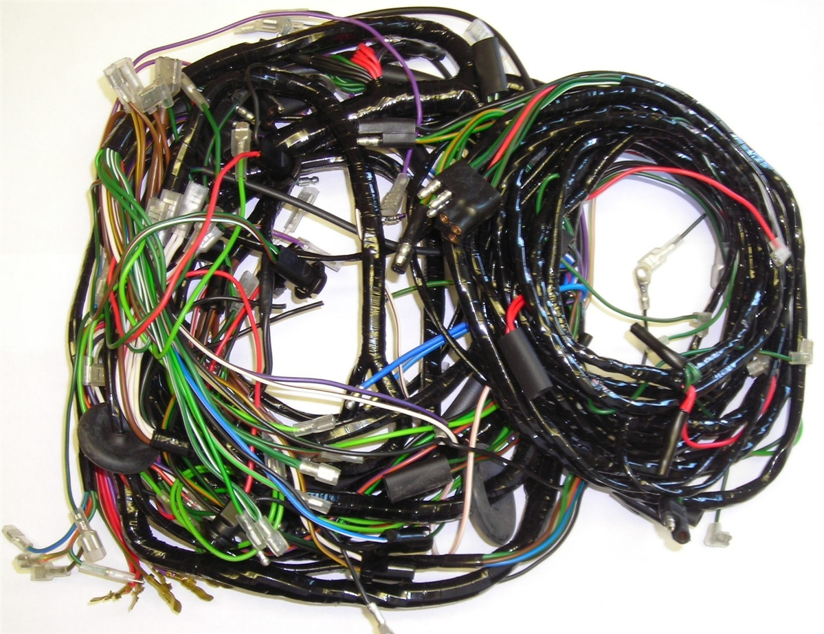 triumph spitfire wiring harness 2006 f150 headlight diagram mk 4 main and body harnesses