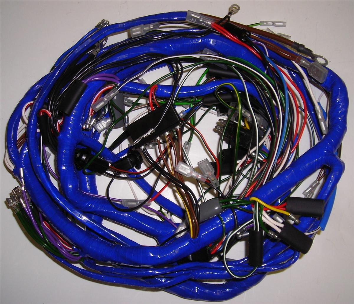 68 mgb wiring diagram [ 1200 x 1030 Pixel ]