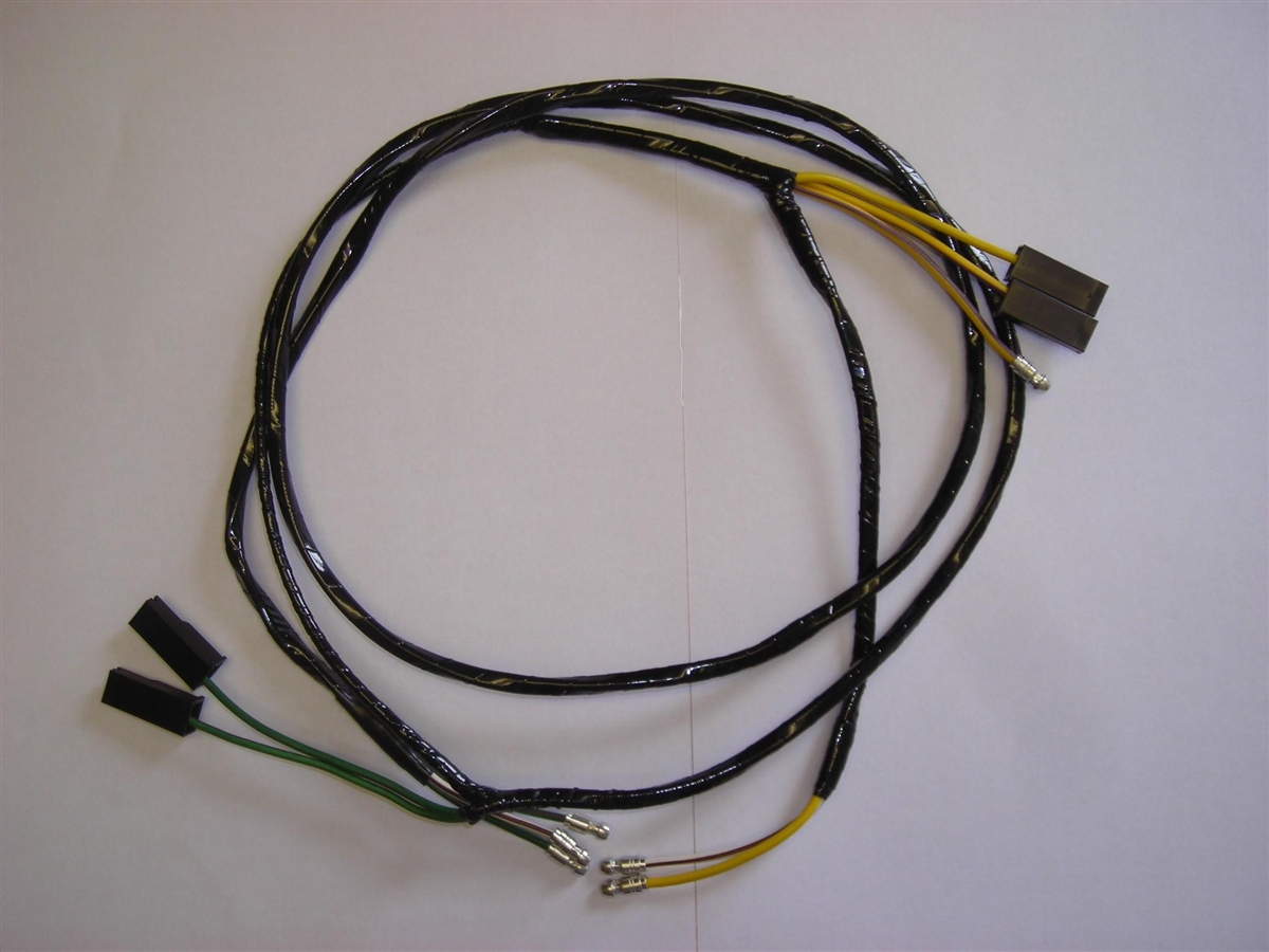 small resolution of lower wiring harness