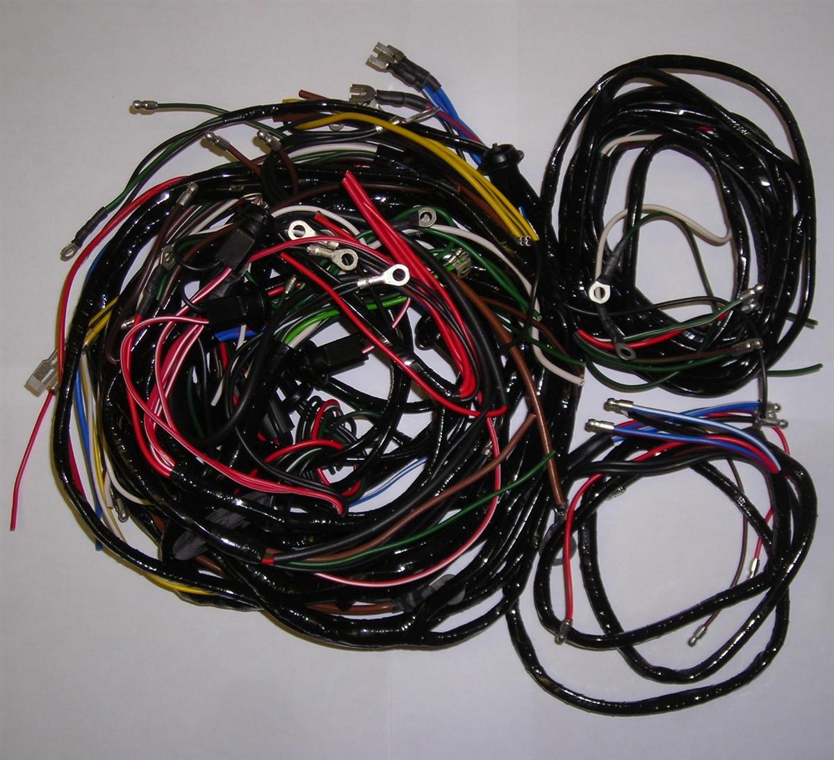 medium resolution of main dash u0026 body pp st british wiring