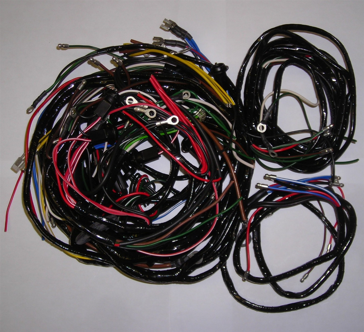 small resolution of main dash u0026 body pp st british wiring