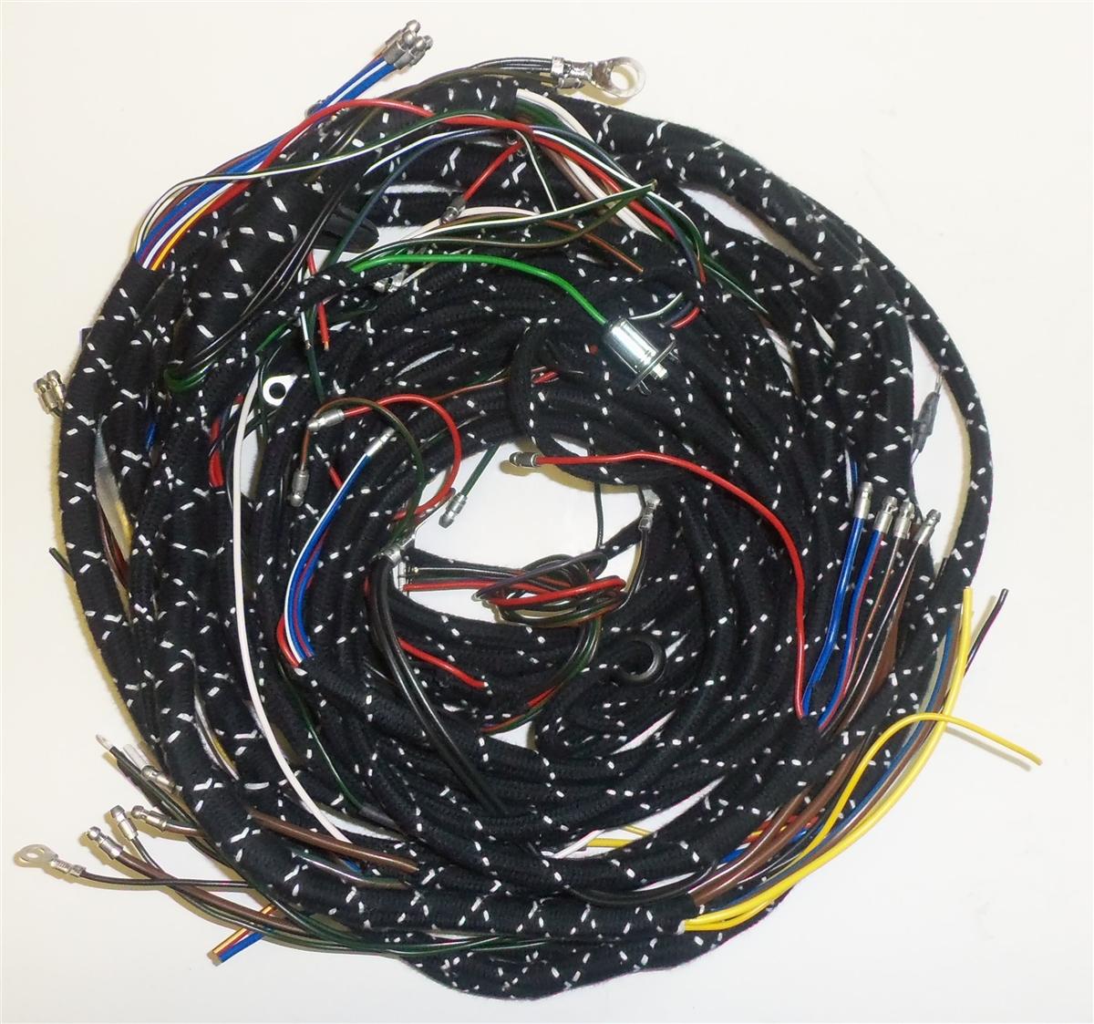 hight resolution of main dash u0026 body pb st british wiring