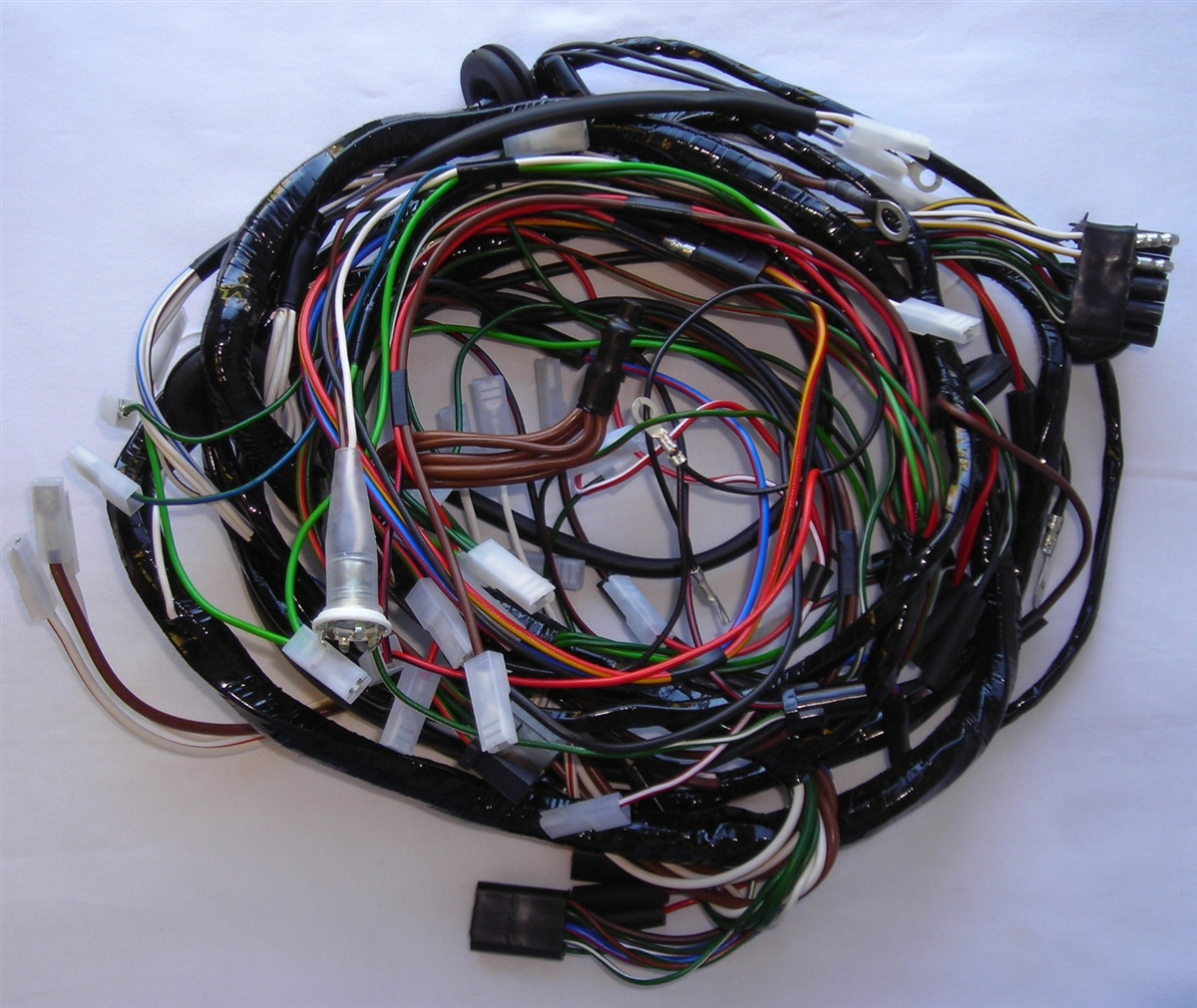 land rover series 3 main wiring harness land rover defender wiring harness rover wiring harness [ 1200 x 1011 Pixel ]