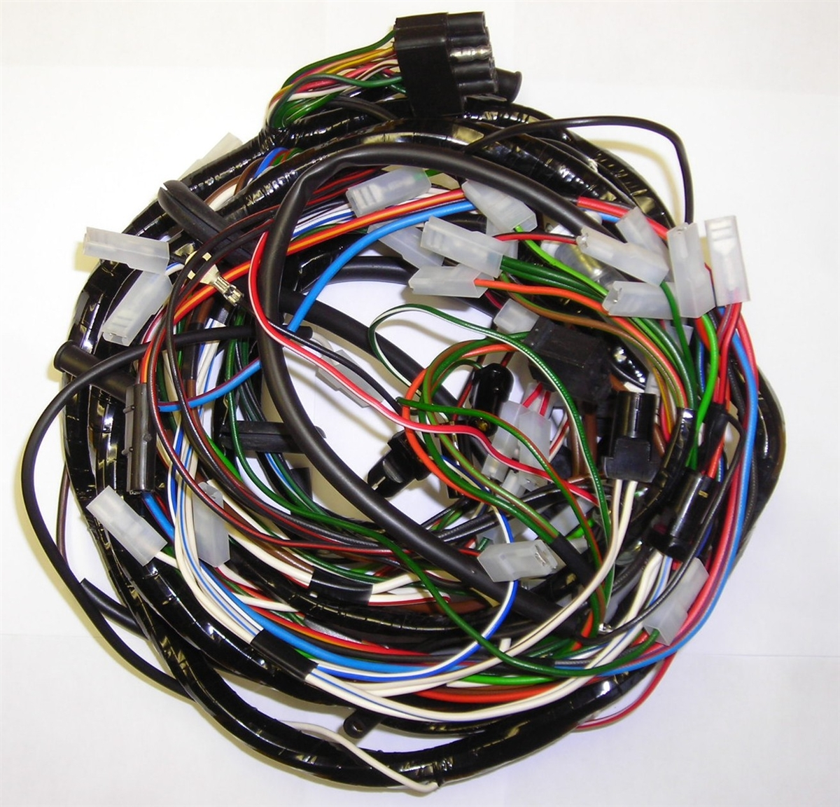 land rover series 3 main wiring harness land rover series 3 wiring harness for sale series 3 land rover wiring harness [ 1200 x 1152 Pixel ]