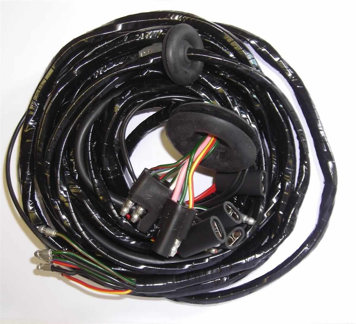 small resolution of universal motorcycle wiring harnes