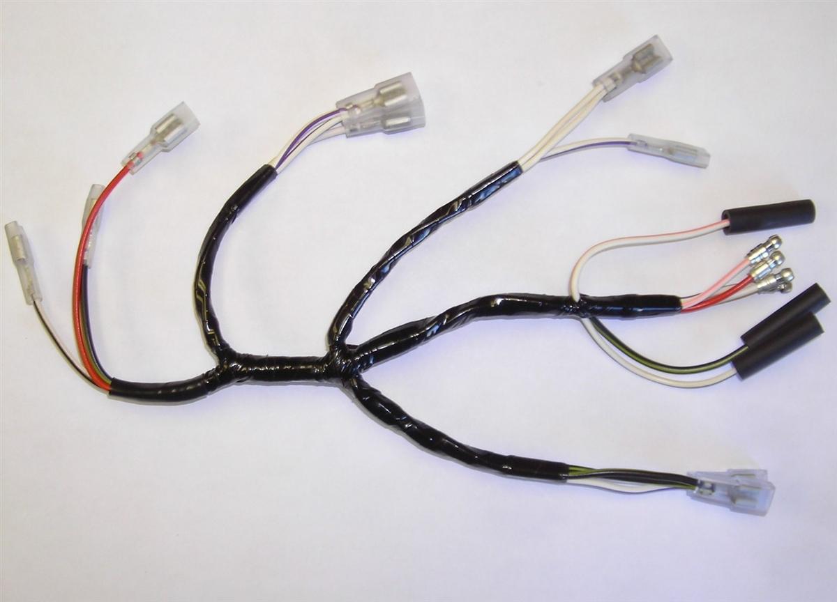 norton commando wiring diagram suzuki eiger 400 ignition 850cc mk3 motorcycle harness